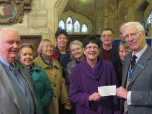 Liz Coke, Peter Ormerod & Friends of the Minster